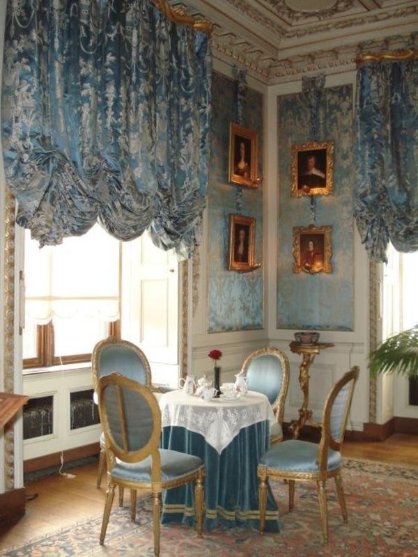 Barock Esszimmer ~ Haus Design und Möbel Ideen - esszimmer barock
