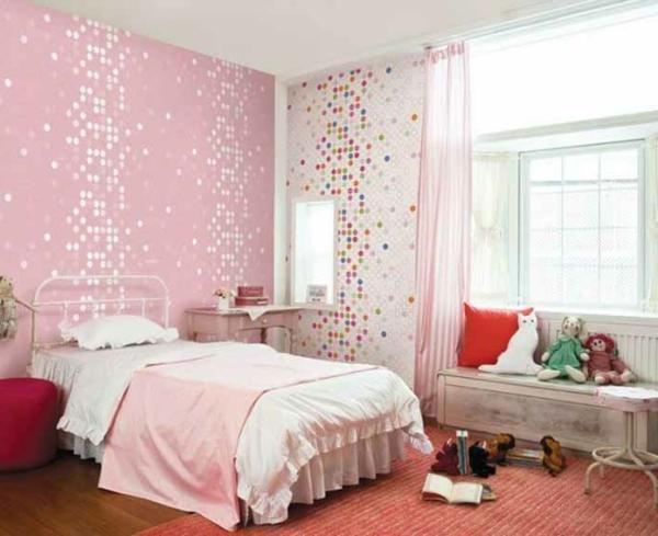 90 neue Tapeten Farben Ideen Teil 2 - Archzinenet - kinderzimmer tapete ideen