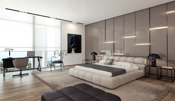 Fall Ceiling Wallpaper Design Modernes Schlafzimmer Einrichten 99 Sch 246 Ne Ideen