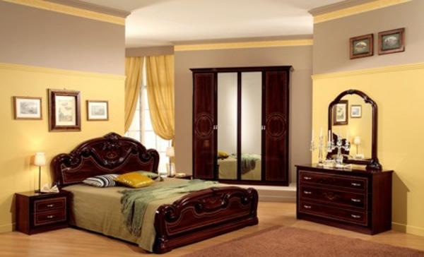 Das italienische Schlafzimmer ist im Trend! - Archzinenet - klassisch italienischen mobeln