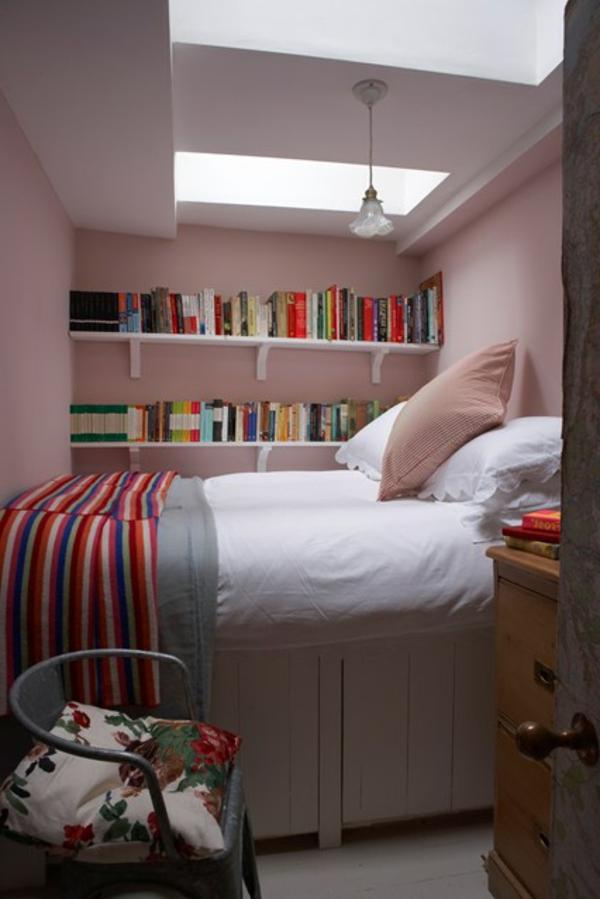 10m2 Schlafzimmer Einrichten  Kleine R228;ume Einrichten 50 Coole Bilder Archzine