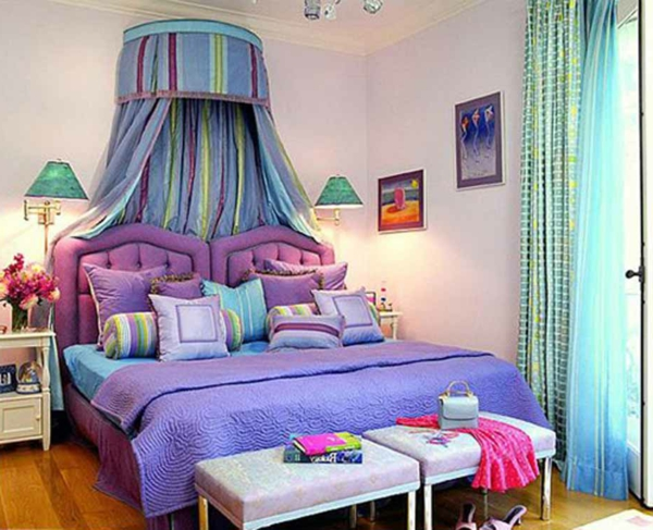 Schone Schlafzimmergardinen Wohlfuhlfaktor Dekoration - alitopten.com -