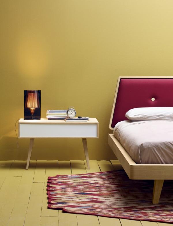 Designer Nachttische Schlafzimmer ~ Möbel Ideen \ Innenarchitektur - designer nachttische schlafzimmer