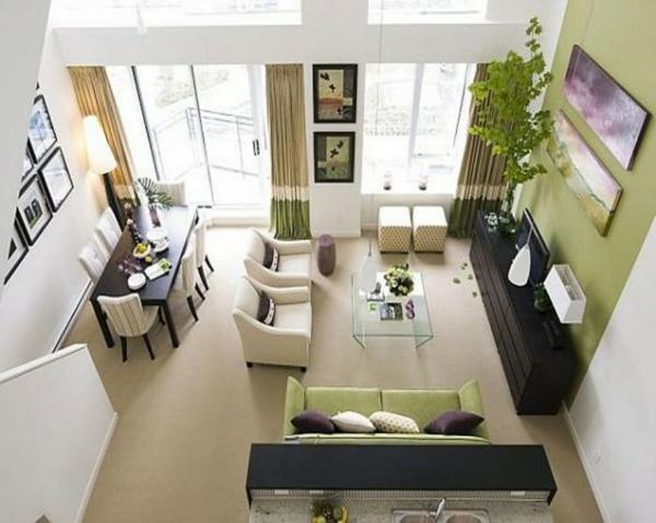 Modernes, funktionelles,großes Wohnzimmer einrichten! - Archzinenet - groses wohnzimmer einrichten