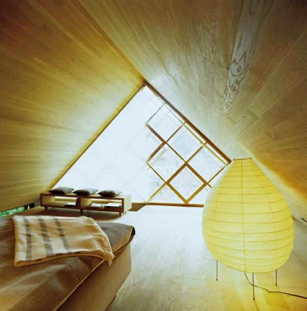 Schlafzimmer mit Dachschräge 34 tolle Bilder! - Archzinenet - dekoration farbe fur dachschragen