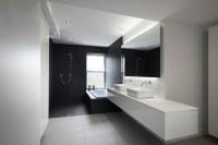 52 Fotos von Badezimmer in Schwarz und Wei!