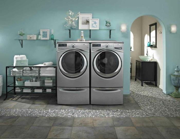 ... 20 Originelle Ideen Moderne Waschkuche . Die ...