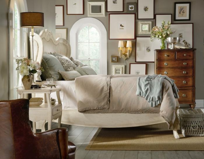 Emejing Einrichtungsideen Schlafzimmer Landhausstil Pictures - schlafzimmer ideen landhausstil