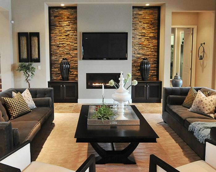 Awesome Wohnzimmer Dekoration Contemporary - House Design Ideas - wohnzimmer vorschlage