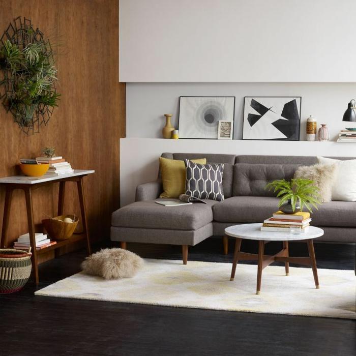 65 Vorschläge für Dekoration im Wohnzimmer! - Archzinenet - wohnzimmer vorschlage