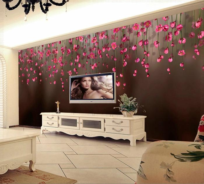 Schlafzimmer Gestalten Mit Tapeten  Luxus Tapeten 36 Einmalige Designs Archzine