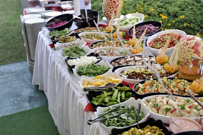 41 Super Interessante Buffet Ideen