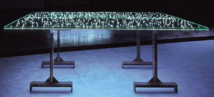 Innovatives Tisch Design Led u2013 edgetagsinfo - innovatives acryl esstisch design colico design italien