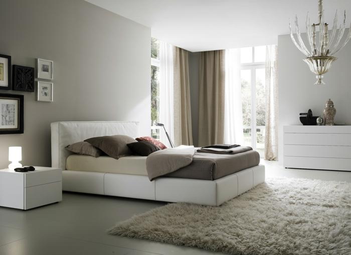 Moderne Zimmerfarben Ideen in 150 unikalen Fotos! - Archzinenet - wande farben ideen