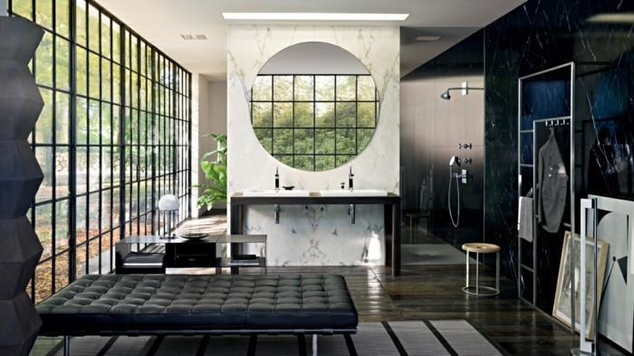 Diese 100 Bilder von Badgestaltung sind echt cool! - Archzinenet - weies badezimmer modern gestalten