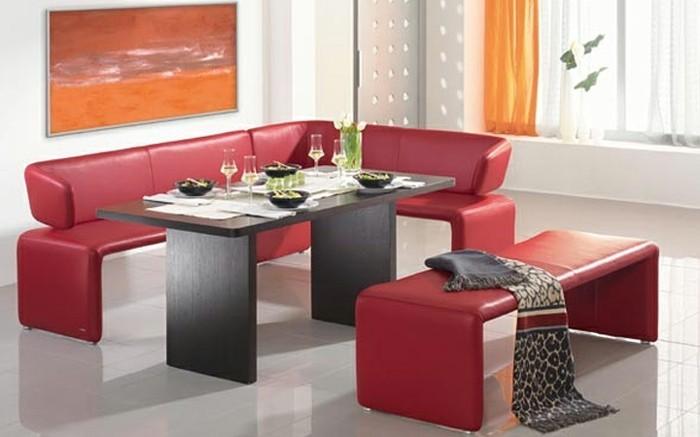 Best Hervorragendes Rotes Esszimmer Design Images - Amazing Home ...