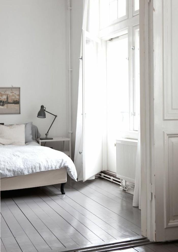 Schlafzimmer Wandfarbe Ideen in 140 Fotos! - Archzinenet - gestaltung schlafzimmer ideen