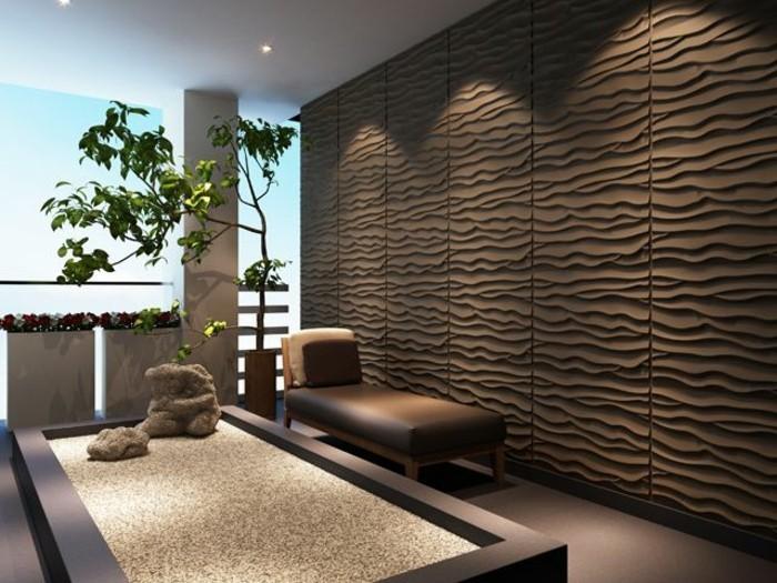 3d Wandpaneele Schlafzimmer  3d Tapete F252;r Eine Tolle Wohnung
