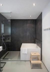 Dusche Glaswand Badewanne ~ Raum und Mbeldesign Inspiration