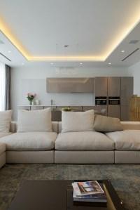 Welche Deckengestaltung frs Wohnzimmer gefllt Ihnen ...