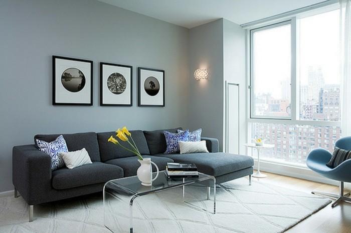Emejing Bilder Fürs Wohnzimmer Photos - House Design Ideas - wandbilder wohnzimmer ideen