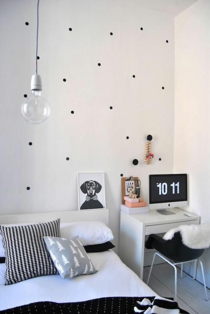Wandgestaltung Jugendzimmer - cool und schön einrichten - Archzinenet - wandgestaltung