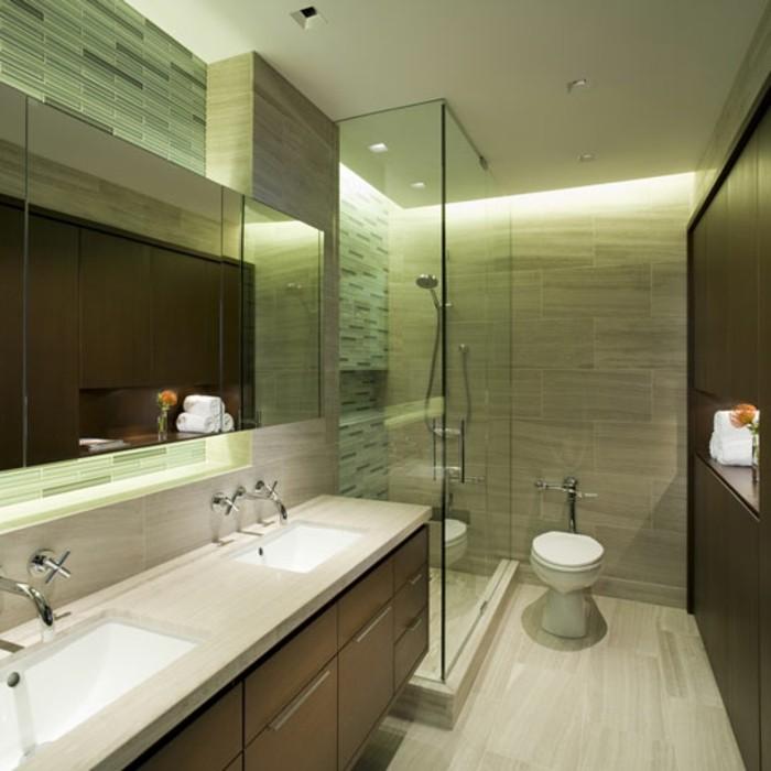 Kleines Bad Einrichten? 50 Vorschläge Dafür! Archzinenet Badezimmer Klein  Modern Design Ideas