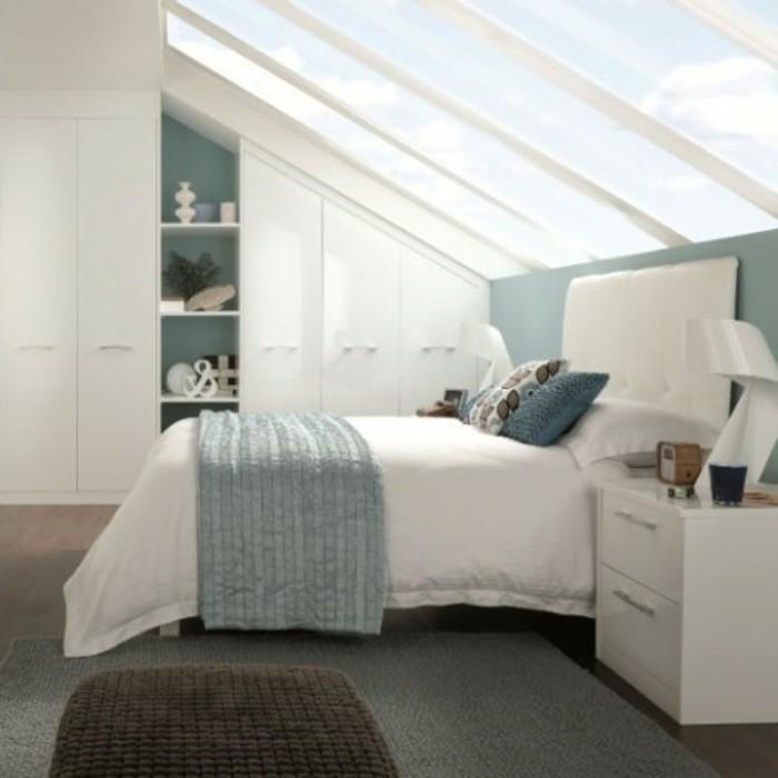 ▷ 1001+ Ideen für Einbauschrank für Dachschräge - tolle Designs - einbauschrank bei dachschrage mobel ideen bilder