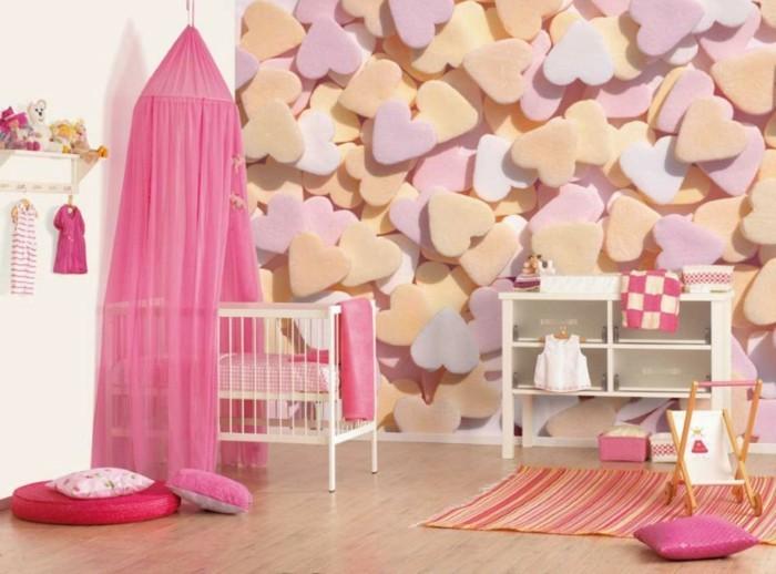 Tapeten Fur Kinderzimmer Ideen Von Den Kleinen Inspiriert Archzinenet