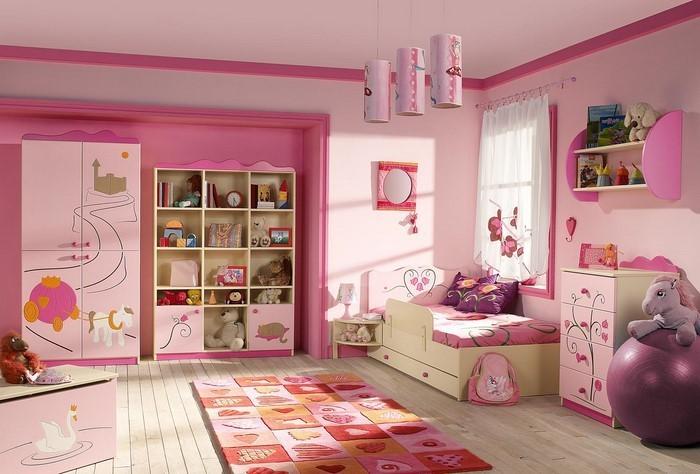Kinderzimmer Gestalten gerakacehinfo - kinderzimmer gestalten madchen