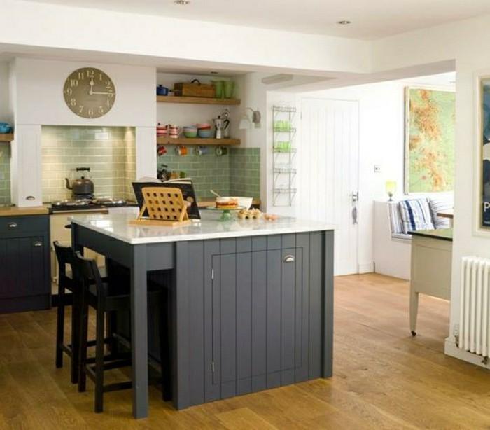 Küchendeko - Tipps und Tricks für eine gemütliche Küche - Archzinenet - schwarze kuche tipps bilder interieur