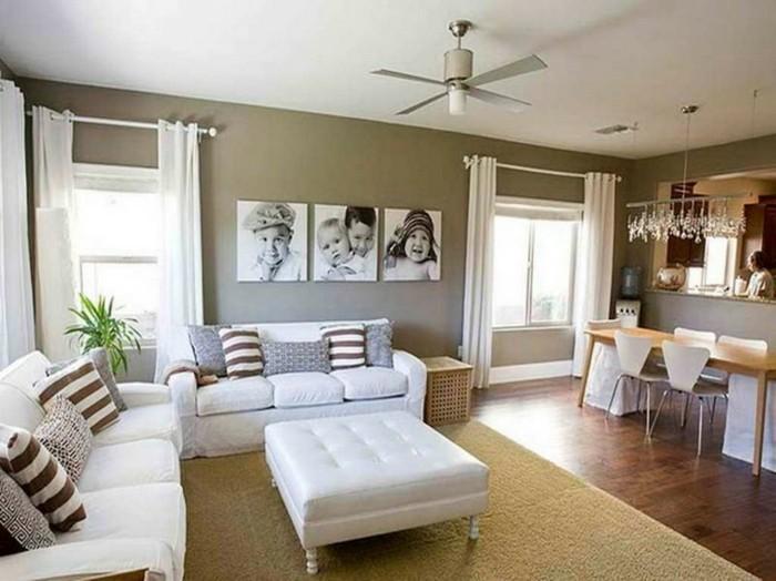 60 Feng Shui Wohnzimmer Ideen mit viel positiver Energie - wohnzimmer farben fotos