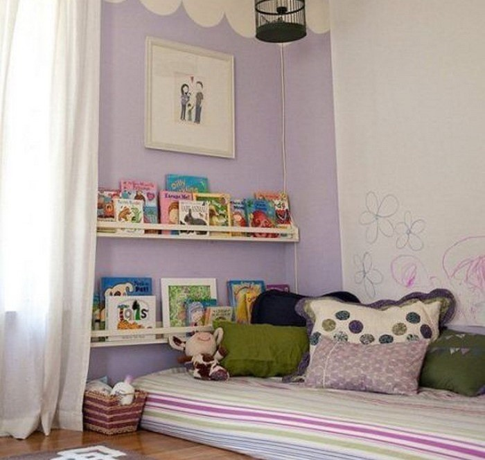 77 Wand Streichen Ideen fürs Kinderzimmer - idee kinderzimmer streichen