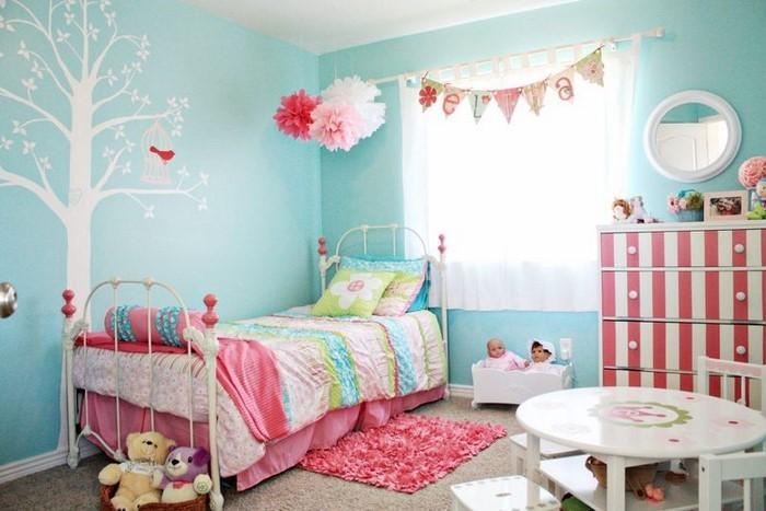 Kinderzimmer Ideen Gestaltung Wande Streichen ~ Speyedernet - idee kinderzimmer streichen