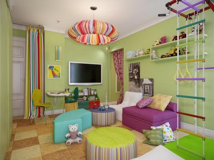 Kinderzimmer Ideen Gestaltung Wande Streichen ~ Speyedernet - wande streichen ideen