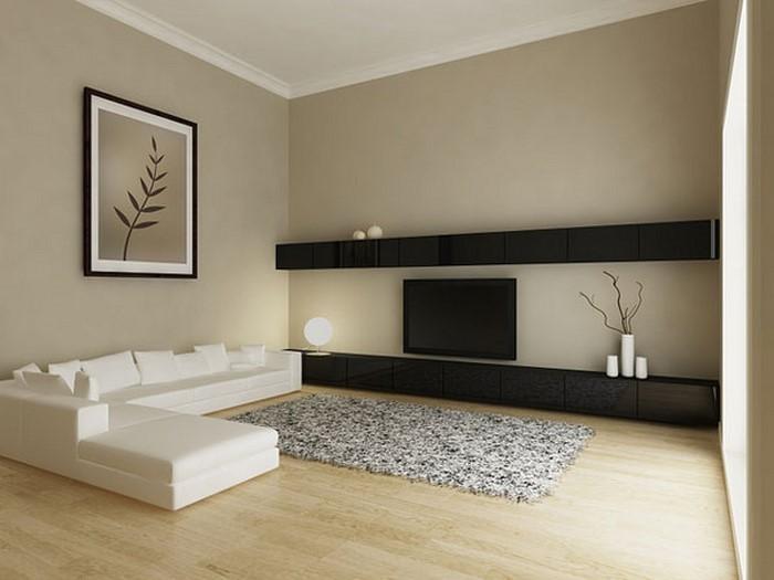 85 moderne Wandfarben Ideen fürs Wohnzimmer 2016 - wohnzimmer farben fotos