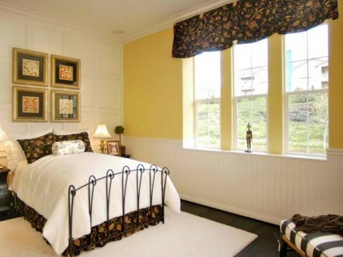 Wande Farblich Gestalten ~ Home Design und Möbel Ideen - schlafzimmer wande farblich gestalten braun