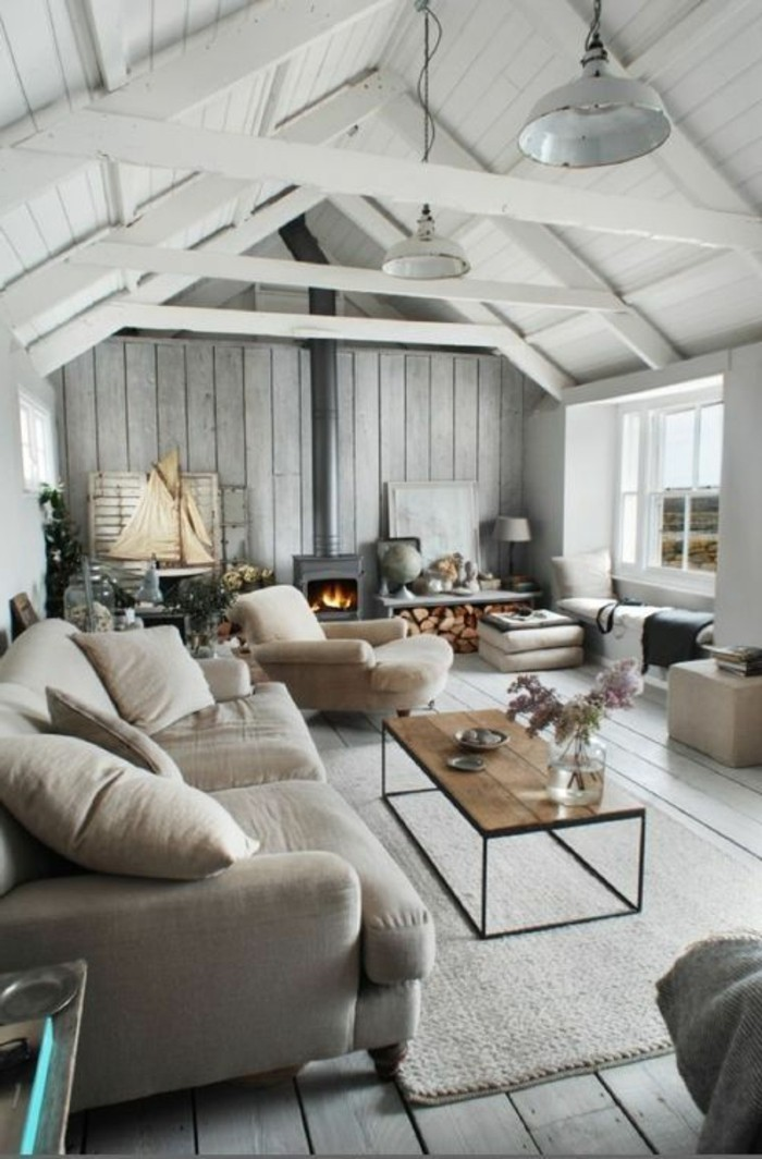 messe-dekoideen-wohnzimmer-grau-wohndesign-26. uncategorized ... - Wohnzimmer Ideen Grau Beige