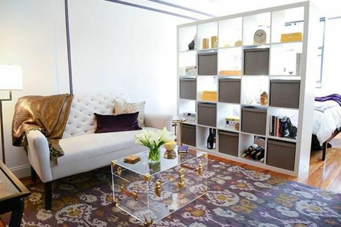 Arbeitsecke Im Schlafzimmer Einrichten Arbeitsecke Einrichten Connoxch Moderne Ideen Zur Optischen Trennung Durch Regal
