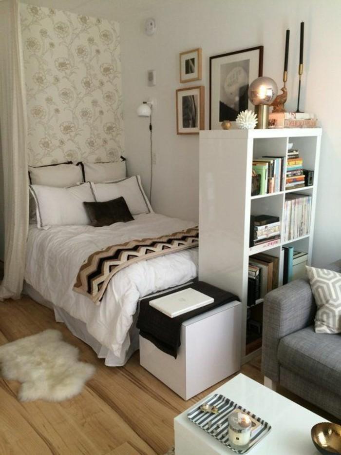 Awesome Faltturen Eschenholz Raumteilung Einzimmerwohnung Photos