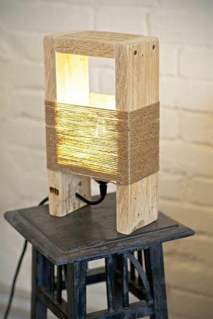 Wandleuchte holz selber bauen cheap lampen knnen aus plexiglas gefertigt werden with - Wandlampe selber bauen ...