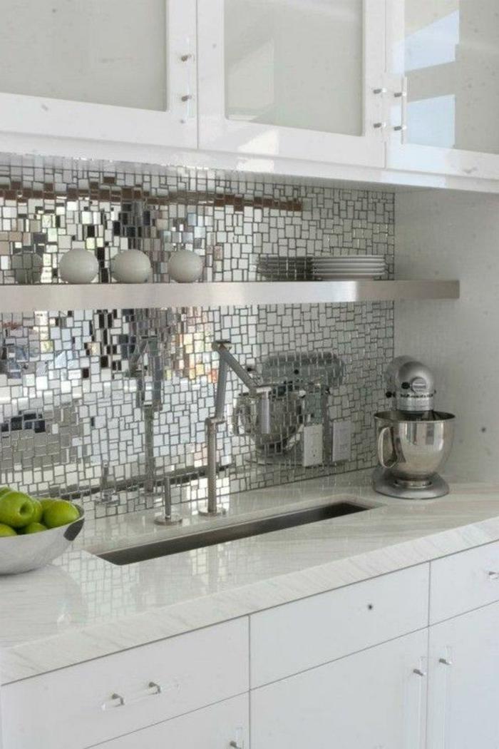 1001+ Fantastische Küchenrückwand Ideen Zur Inspiration   Kuche Ruckwand  Mosaik
