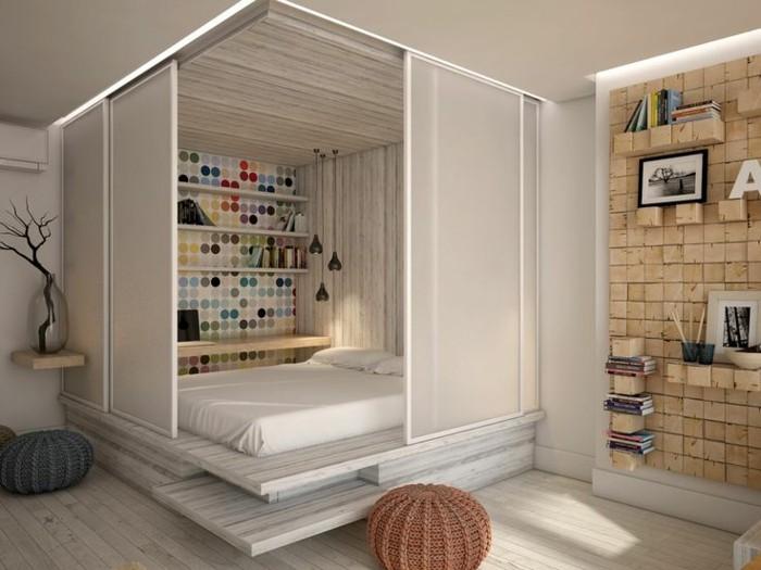20 Qm Wohnzimmer Einrichten  1001 Ideen Zum Thema Kleine R228;ume Geschickt Einrichten