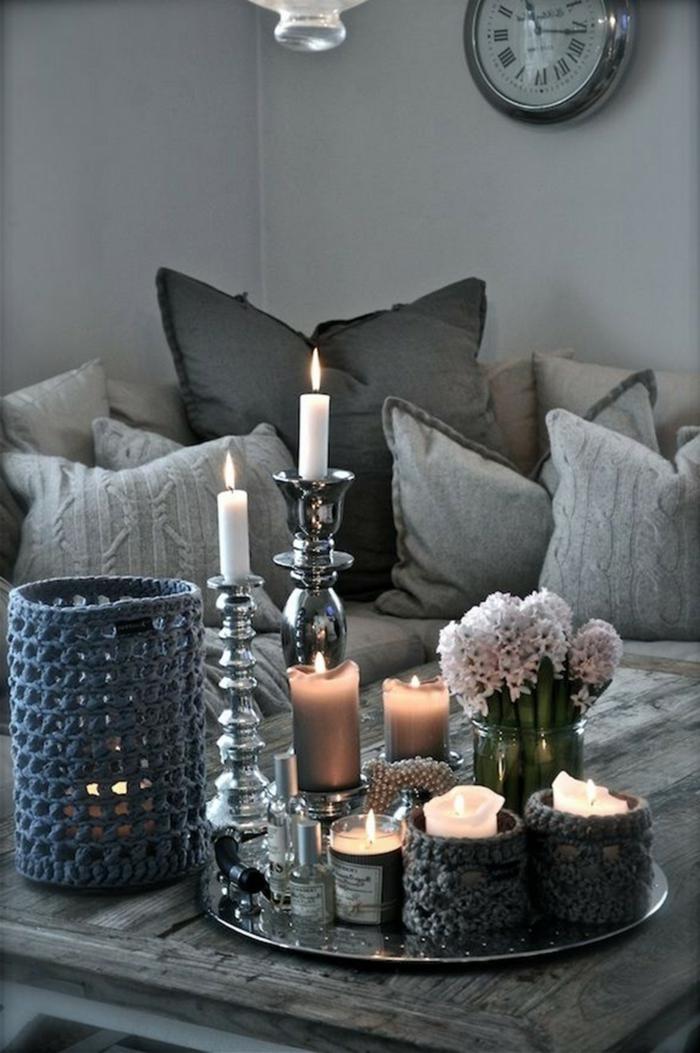 ▷ 1001+ Wohnzimmer Deko Ideen - tolle Gestaltungstipps - wohnzimmer deko ideen