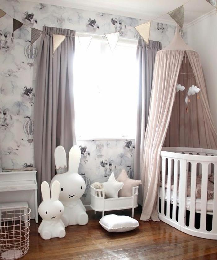 ▷ 1001+ Ideen für Babyzimmer Mädchen - babyzimmer madchen und junge