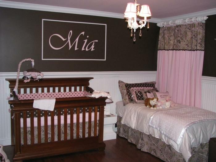 Kinderzimmer Ideen Maedchen Baby | Babyzimmer Mädchen: 21 ...