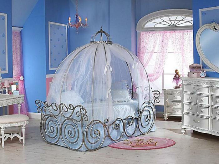 ▷ 1001+ Ideen für Babyzimmer Mädchen - kinderzimmer blau mdchen