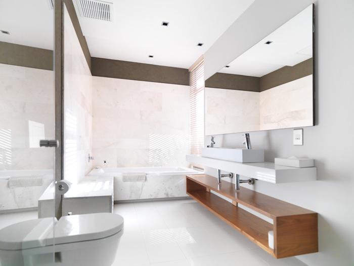 Badezimmermöbel auch für kleine Bäder - So schaffen Sie Platz - platz schaffen einem kleinen esszimmer