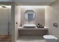 Dusche Waschbecken Kombination  Wohn-design