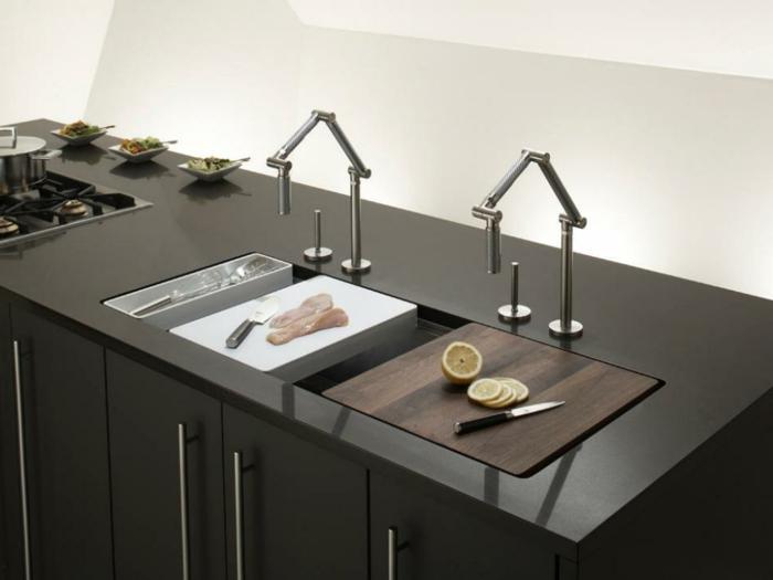 Designer Waschbecken Küche